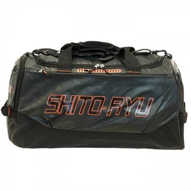 Budo Nord väska med tryck Shito Ryu