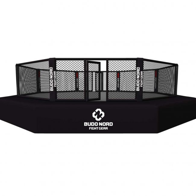 BUDO NORD FIGHT GEAR OCTAGON CAGE UFC RULES