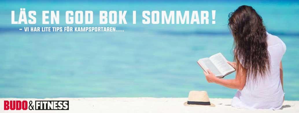 Läs en bok i sommar!