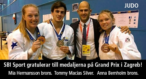 Judo Grand Prix i Zagreb 2017
