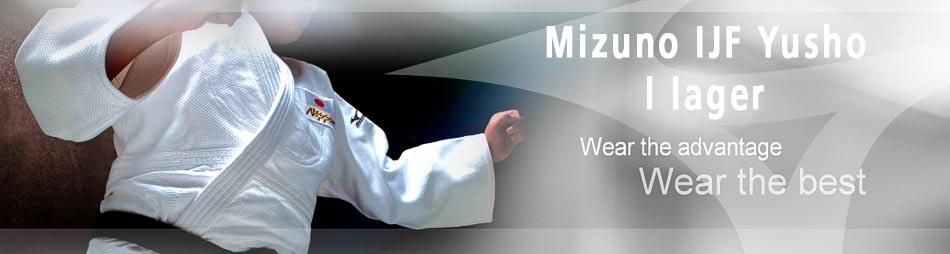 Mizuno i lager