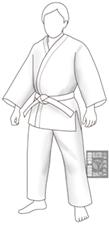 Judo gi