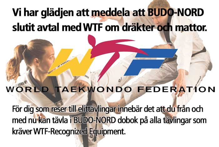 Budo-Nord WTF Approved