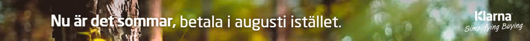 Betala i Augusti