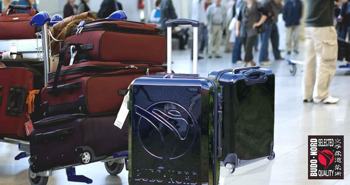 Budo-Nord Hardcase travel bag