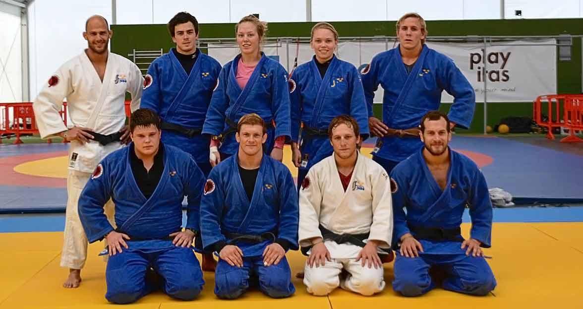 Hälsningar från Judolandslaget