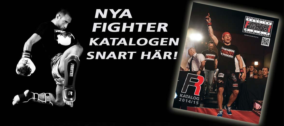 Nya Fighter-katalogen är snart här!