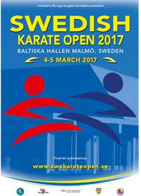 SWEDISH KARATE OPEN 2017