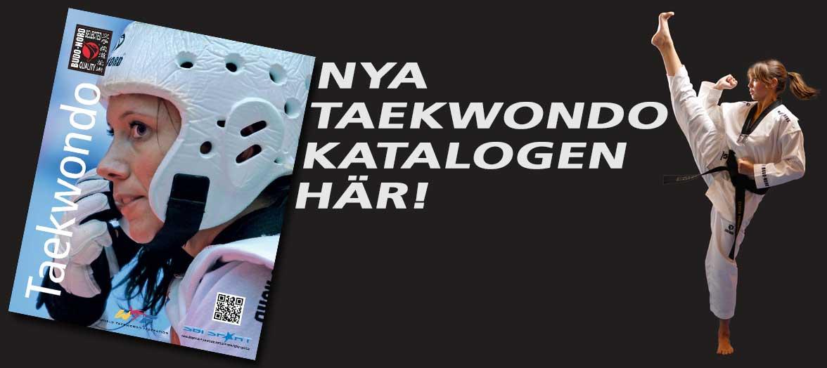 Ny Taekwondo katalog