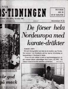 Historien om Budo-Nord