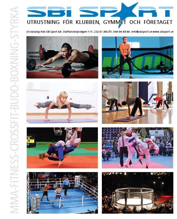 SBI Sport Klubbkatalog