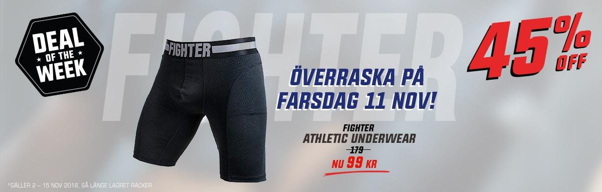 Fighter underwear