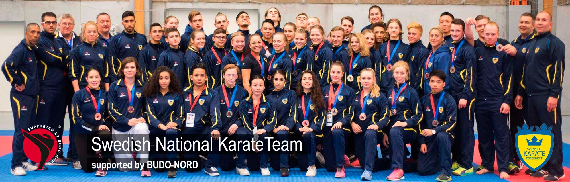 Swedish National Karate Team