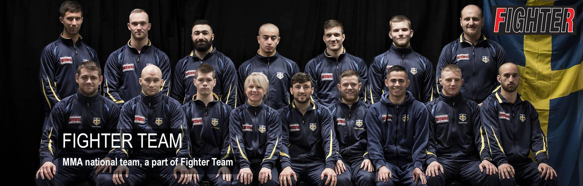 Fighter Team MMA landslaget
