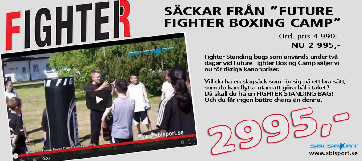 Fighter Standing Bag