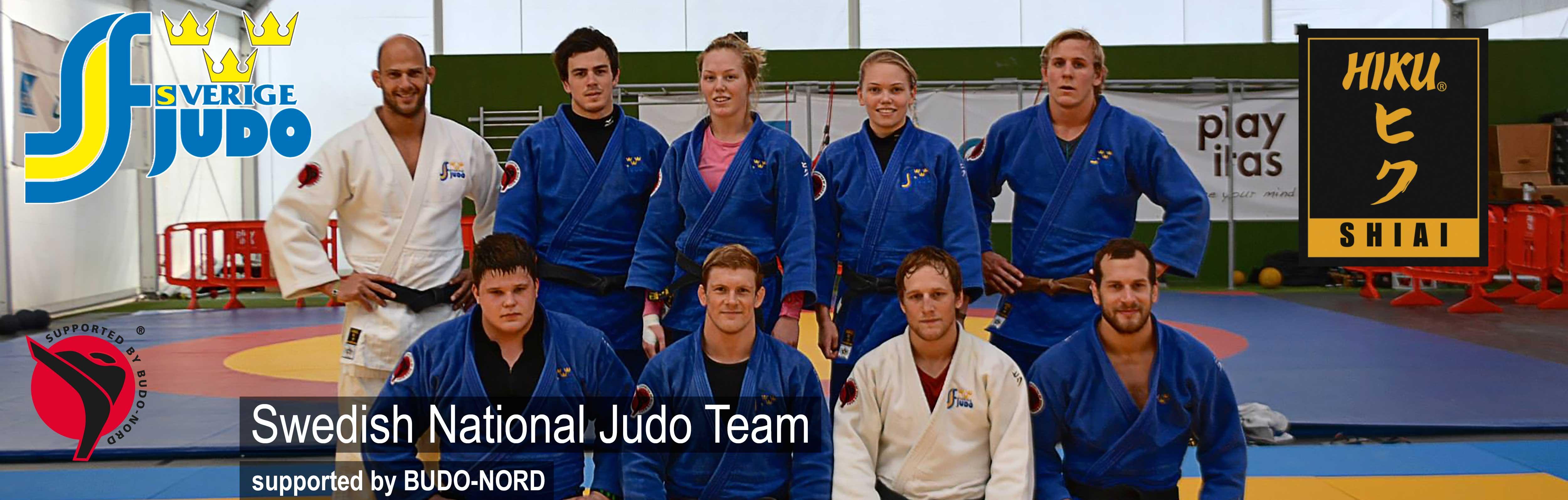 Budo-Nord Team Judo landslaget