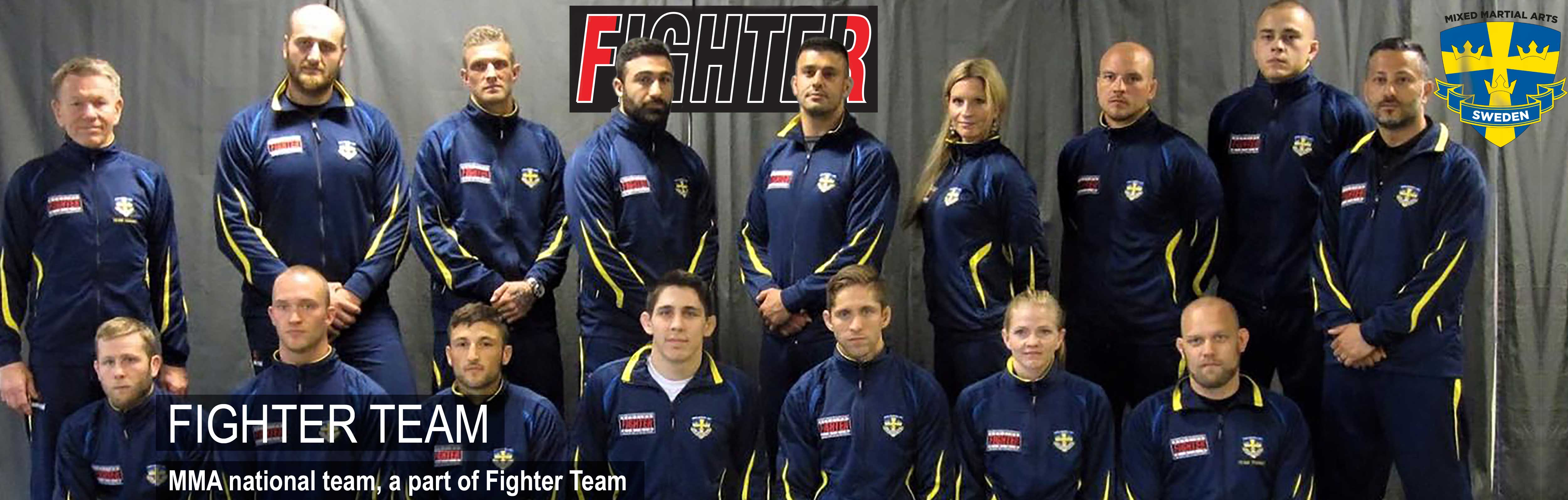 Fighter Team MMA landslaget
