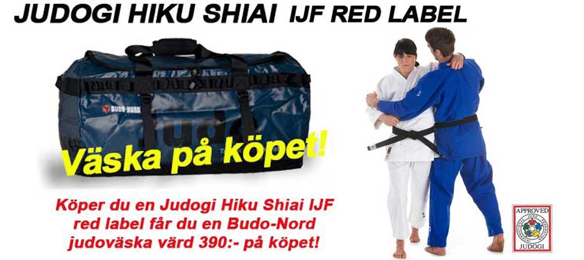 Hiku Judodräkt