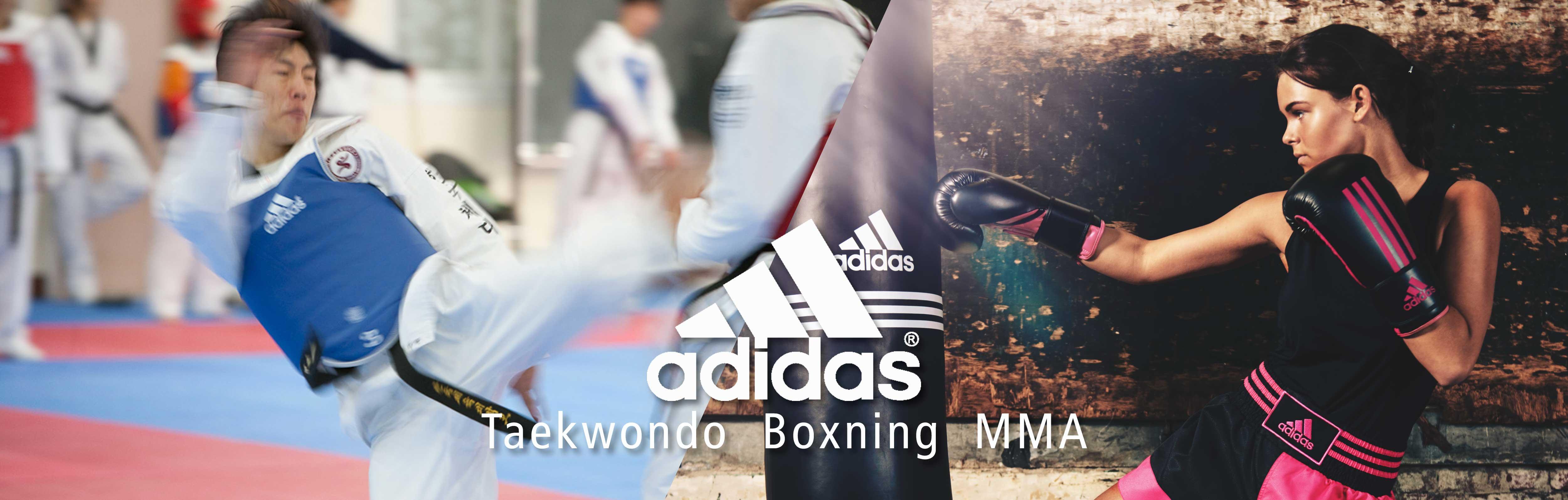 adidas Taekwondo, Boxning och MMA