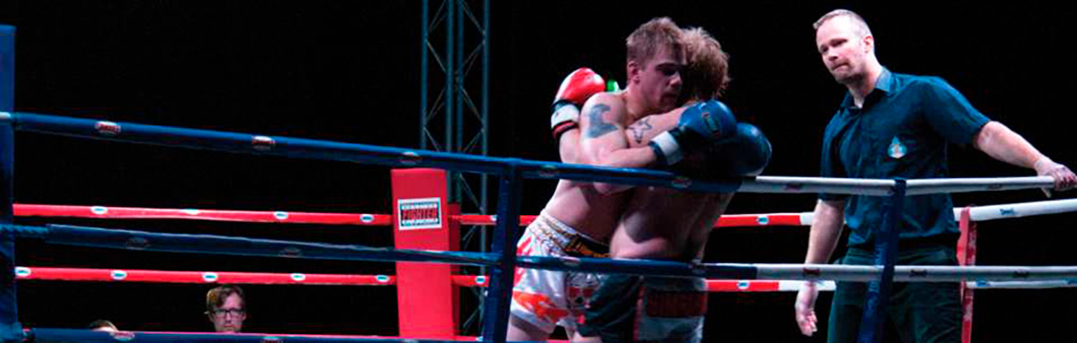 Utrustning till boxning