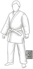 Karate Kumite gi