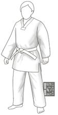 Taekwondo Koryo gi